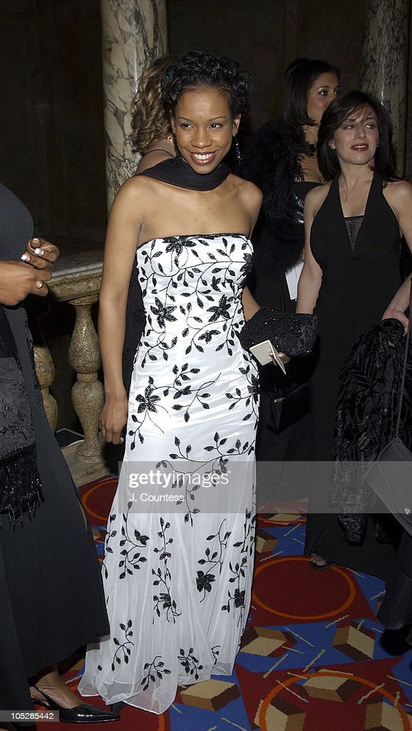 Kamilah Hanks during The Academy of Motion Picture Arts & Sciences 2004 Oscar Night Party at Le Cirque 2000 in New York City, United States.