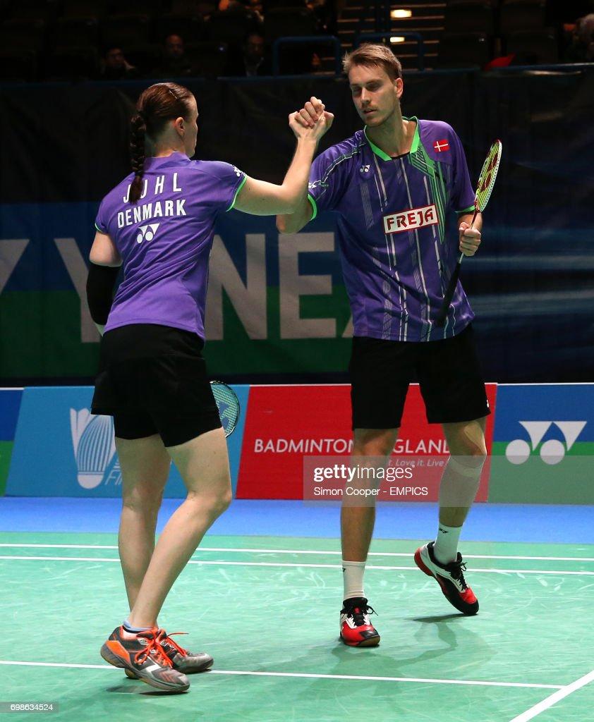 Badminton 2015 Yonex All England Badminton Championships Day