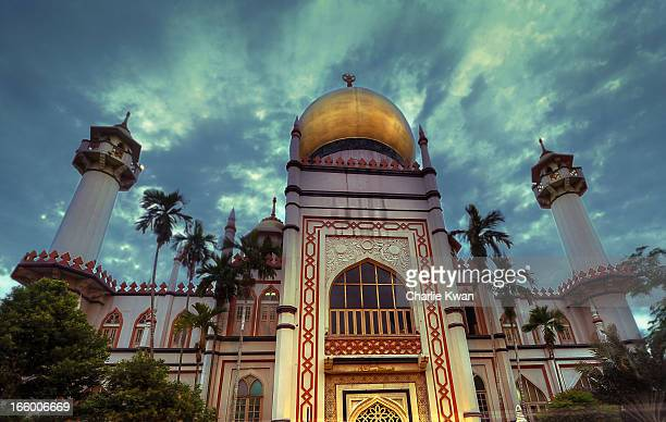 Kampong Glam - Masjid Sultan