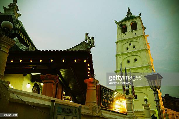 Kampung Kling mosque Malacca and George Town on Penang island have entered the UNESCO World Heritage list as the Malacca straits cities therefore...