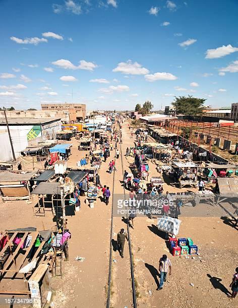 Kamwala outdoor market, Lusaka
