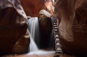 Kanarra Creek Slot Canyon, Utah
