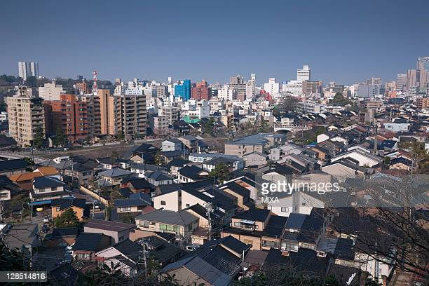 Kanazawa City, Kanazawa, Ishikawa, Japan