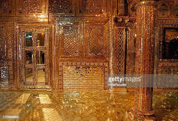 Kanch mandir or Glass temple Indore Madhya Pradesh India