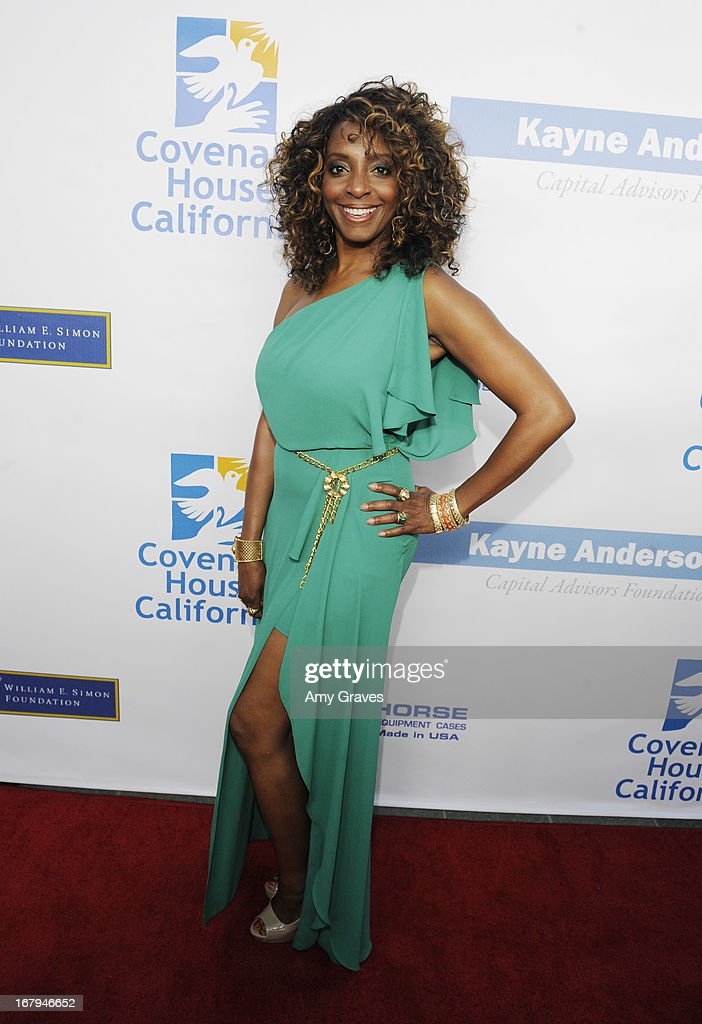 Kandace Lindsey attends A Magical Night of Hope at Skirball Cultural Center on May 2, 2013 in Los Angeles, California.