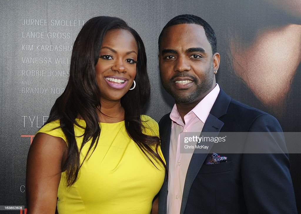 <a gi-track='captionPersonalityLinkClicked' href=/galleries/search?phrase=Kandi+Burruss&family=editorial&specificpeople=4401257 ng-click='$event.stopPropagation()'>Kandi Burruss</a> and Todd Tucker attend the 'Tyler Perry's Temptation: Confessions Of A Marriage Counselor' Atlanta Screening at AMC Parkway Pointe on March 16, 2013 in Atlanta, Georgia.