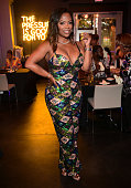 Kandi Burruss Private Birthday Dinner