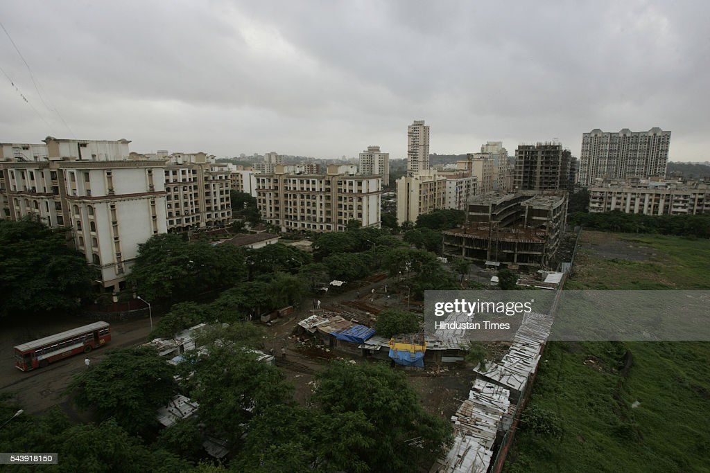 Kandivli, Lokhandwala construction site for Shailesh Gaikwad's story.