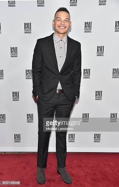 Kane Brown attends the 64th Annual BMI Country awards on November 1 2016 in Nashville Tennessee