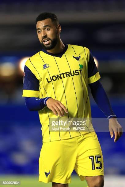Kane Hemmings Oxford United
