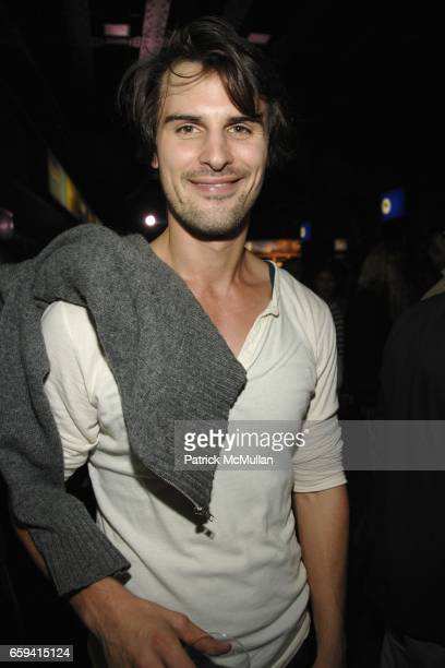 Kane Manera attends ALEXANDER WANG After Party at The Gas Station at Milk Studios on September 12 2009 in New York City