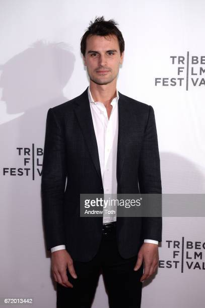 Kane Manera attends the 'I Am Heath Ledger' premiere during the 2017 Tribeca Film Festival at Spring Studios on April 23 2017 in New York City