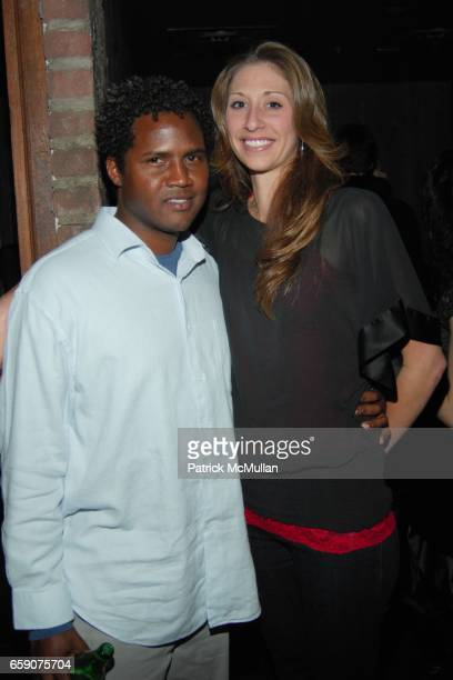 Kane Owen and Dana Quincy attend Bryan Rabin Kelly Cole and Ian Cripps Present Diamond Dogs at hwood on April 9 2009 in Hollywood California