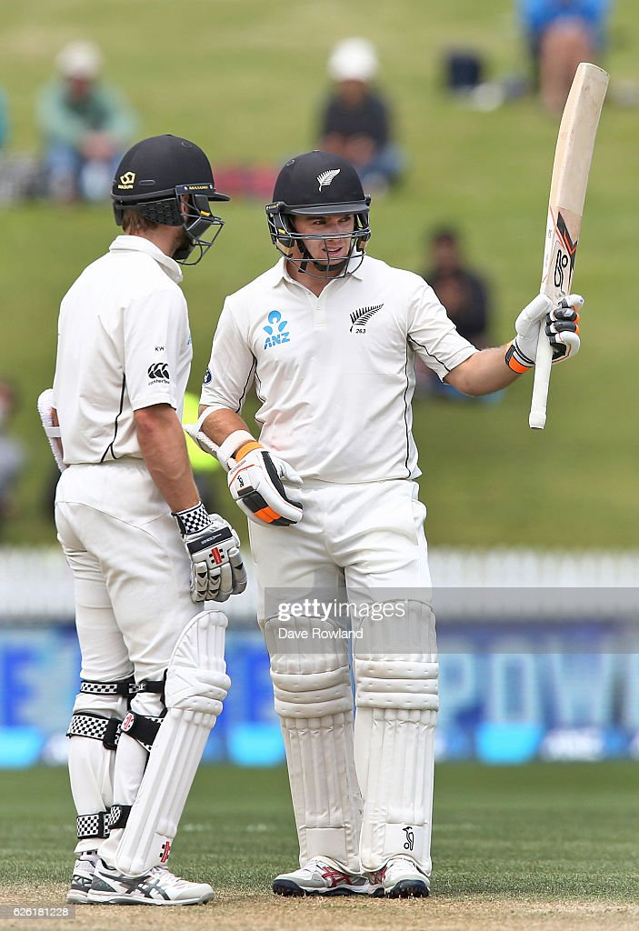 New Zealand v Pakistan - 2nd Test: Day 4