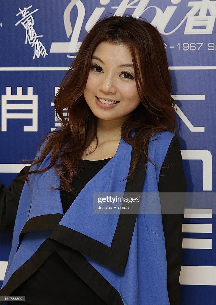 Kang Shuaike at the 2013 IFPI Hong Kong Top Sales Music Awards at Star Hall on February 26, 2013 in Hong Kong, Hong Kong.