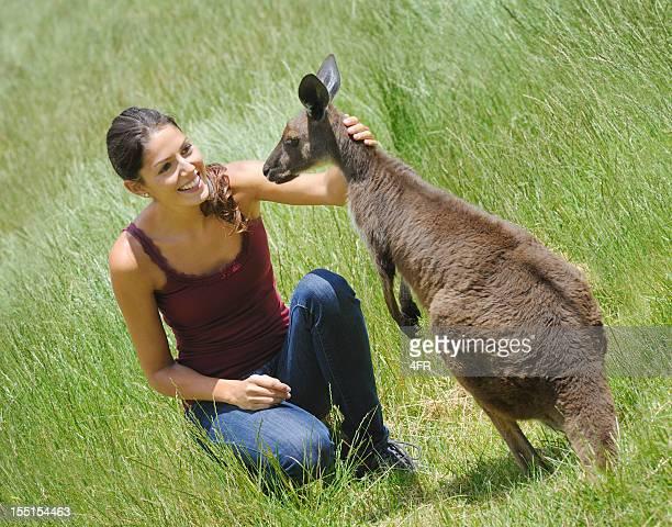 Kangaroo Wildlife Experience, Australia
