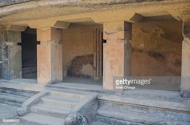 Kanheri Caves (2nd to 9th centuries)