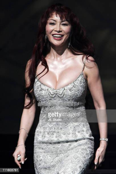 Kano Mika Lifetyle producer during Final Selection of 2006 Miss Universe Japan Presented by Samantha Thavasa Show at Tokyo International Forum in...