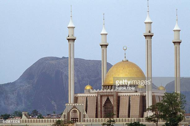 Kano Mosque during the Durbar celebration marking the end of Ramadan