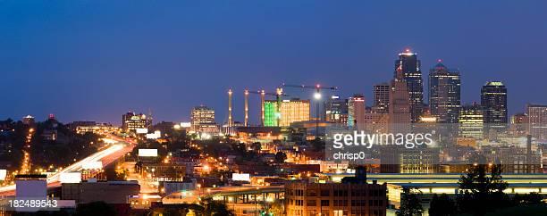 Kansas City at Twilight (XXL)