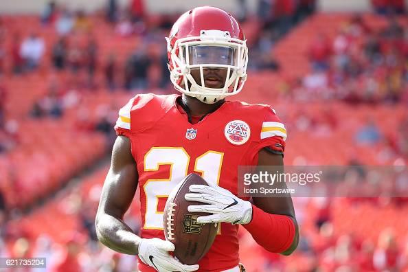 NFL: NOV 06 Jaguars At Chiefs Pictures
