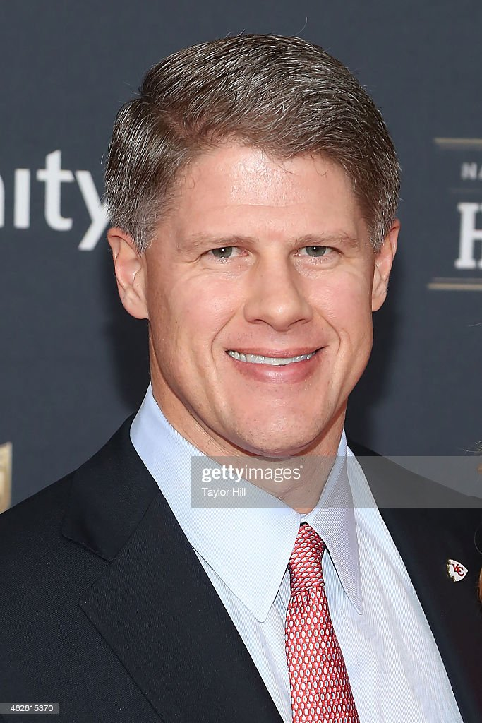 Kansas City Chiefs owner <a gi-track='captionPersonalityLinkClicked' href=/galleries/search?phrase=Clark+Hunt&family=editorial&specificpeople=2138852 ng-click='$event.stopPropagation()'>Clark Hunt</a> attends the 2015 NFL Honors at Phoenix Convention Center on January 31, 2015 in Phoenix, Arizona.