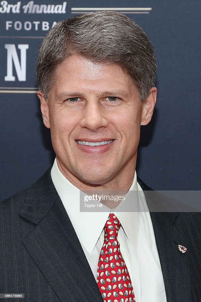 Kansas City Chiefs owner <a gi-track='captionPersonalityLinkClicked' href=/galleries/search?phrase=Clark+Hunt&family=editorial&specificpeople=2138852 ng-click='$event.stopPropagation()'>Clark Hunt</a> attends the 3rd Annual NFL Honors at Radio City Music Hall on February 1, 2014 in New York City.