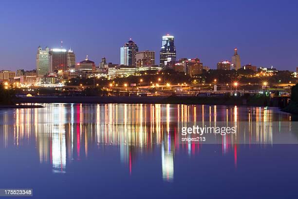 Kansas City reflexos