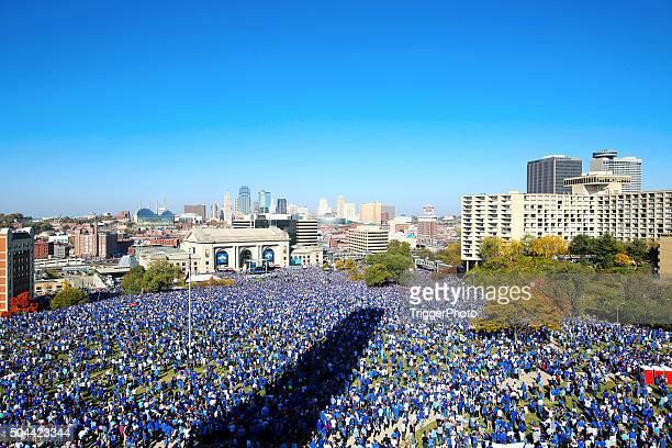 Kansas City Royals World Series Celebration 2015