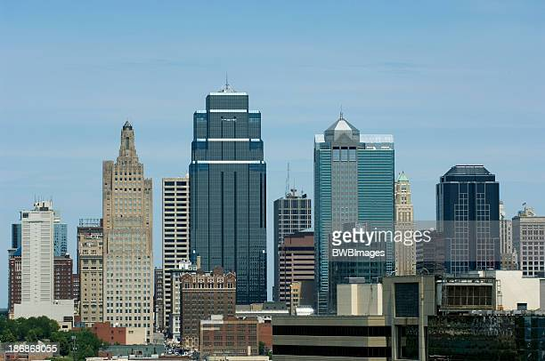 Kansas City Skyline 4