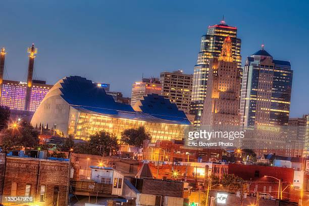 Kansas City Skyline #1
