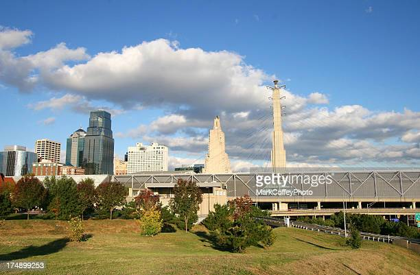 Skyline di Kansas City