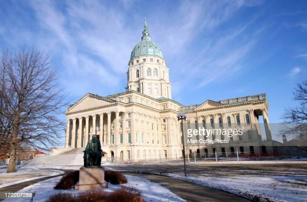 カンザス州議会議事堂幅広