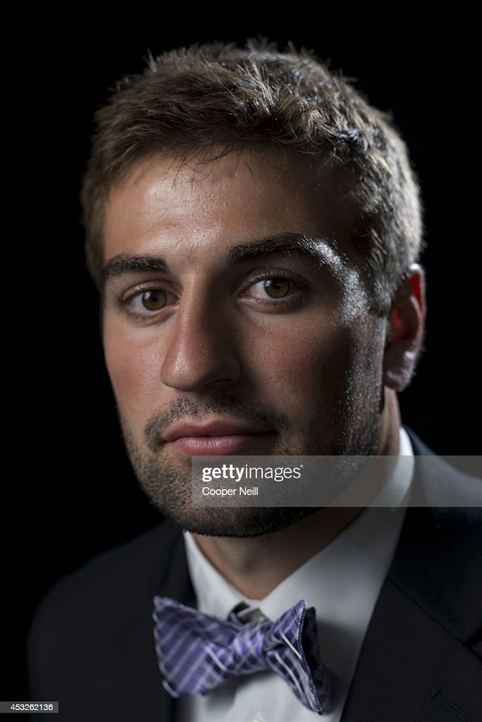 Kansas State quarterback <a gi-track='captionPersonalityLinkClicked' href=/galleries/search?phrase=Jake+Waters&family=editorial&specificpeople=10875996 ng-click='$event.stopPropagation()'>Jake Waters</a> poses for a portrait during the Big 12 Media Day on July 22, 2014 at the Omni Hotel in Dallas, Texas.
