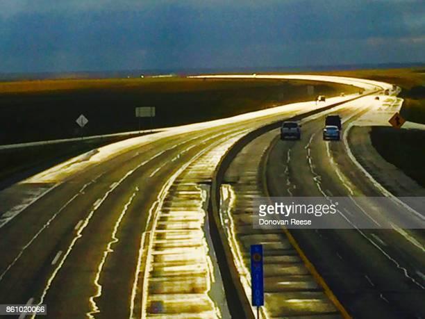 Kansas Turnpike Highway graphic