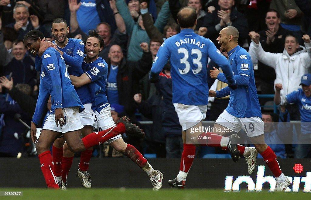 Portsmouth v Hull City - Premier League