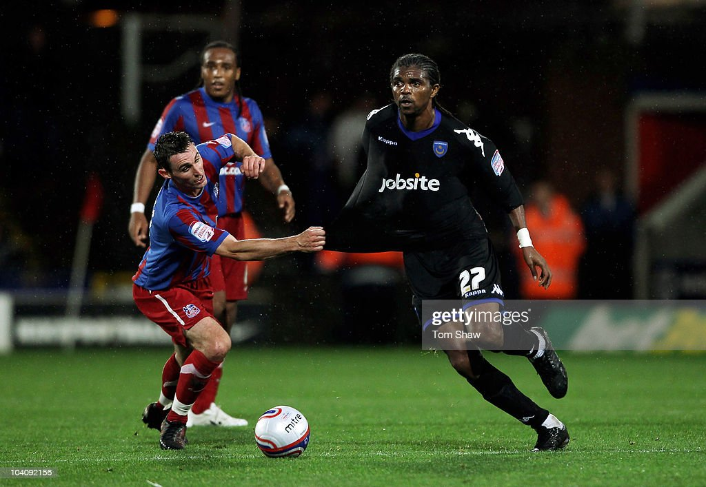 Crystal Palace v Portsmouth