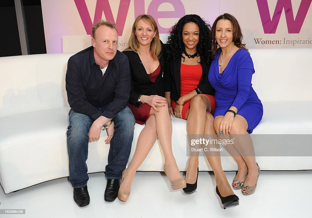 <a gi-track='captionPersonalityLinkClicked' href=/galleries/search?phrase=Kanya+King&family=editorial&specificpeople=2150989 ng-click='$event.stopPropagation()'>Kanya King</a> (2nd R) and delegates attend the annual WIE Symposium at The Hospital Club on March 8, 2013 in London, England.