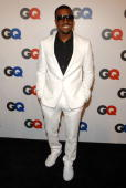 Kanye West arrives at GQ Magazine's 50th Year Celebration party at Cedar Lake on September 18 2007 in New York City