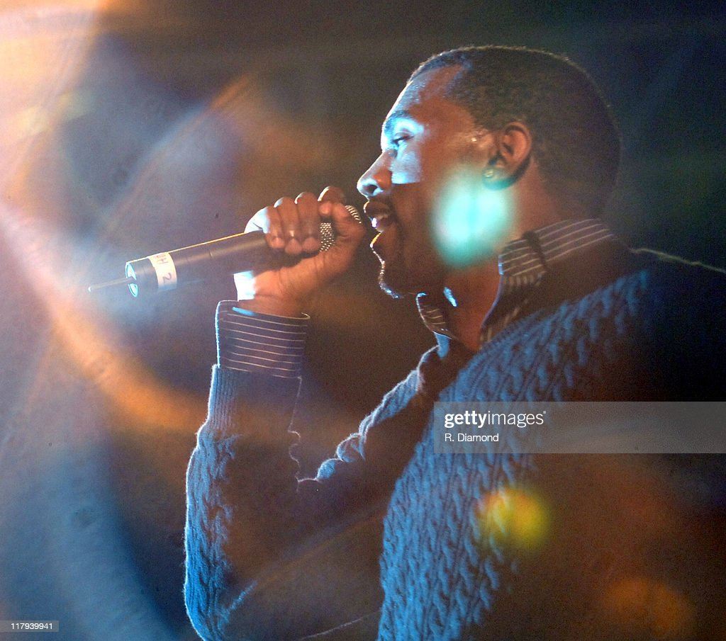 Kanye West during 12th Annual Music Midtown Festival - Day 2 at Midtown and Downtown Atlanta in Atlanta, GA, United States.