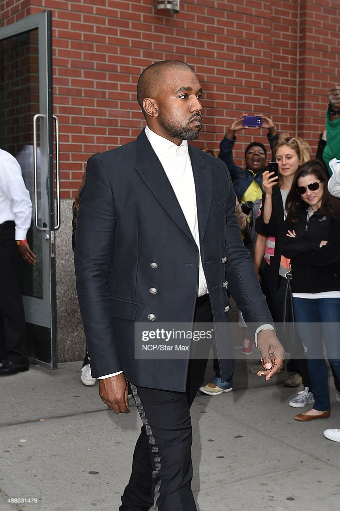 <a gi-track='captionPersonalityLinkClicked' href=/galleries/search?phrase=Kanye+West+-+Musician&family=editorial&specificpeople=201803 ng-click='$event.stopPropagation()'>Kanye West</a> is seen on May 5, 2014 in New York City.