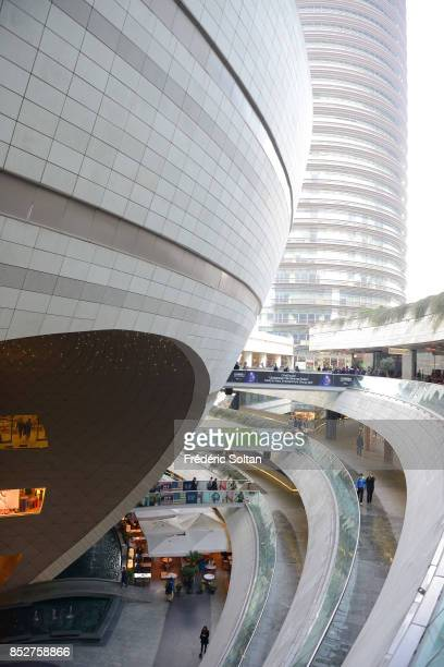 Kanyon Shopping Mall in Istanbul The Kanyon Shopping Mall is a multipurpose complex located in the central business district of Levent in Istanbul on...