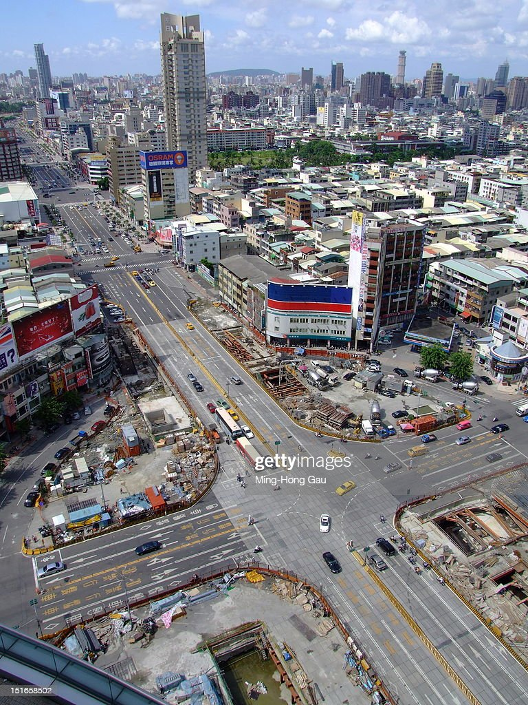 Kaohsiung city : Stock Photo