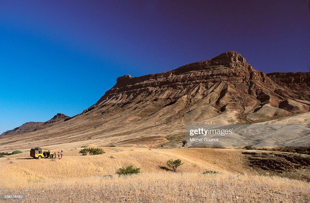 Kaokoland Desert