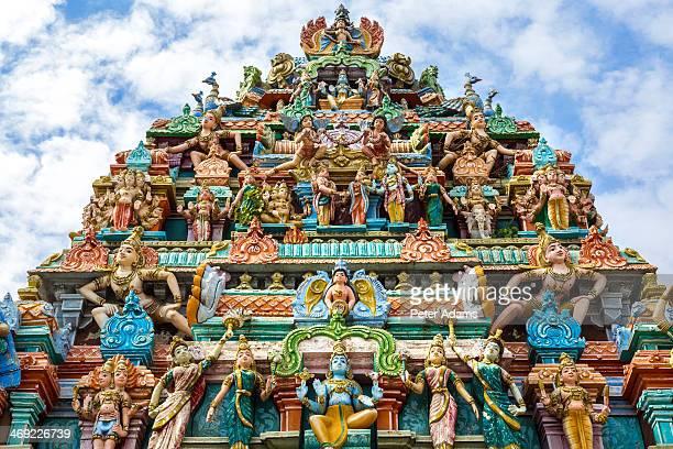 Kapaleeswarar Hindu Temple, Chennai, (Madras)