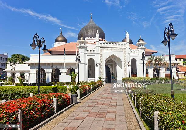 Kapitan Keling Mosque In Georgetown, Malaysia