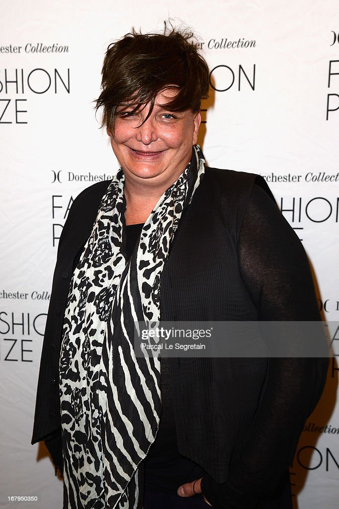 Kappauf attends the 2013 Launch of the Dorchester Collection Fashion Prize 2013 at Hotel Plaza Athenee on May 3, 2013 in Paris, France.