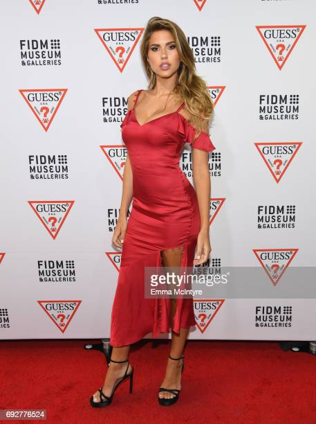 Kara Del Toro at GUESS Celebrates 35 Years with Opening of Exhibition at the FIDM Museum Galleries at FIDM Museum Galleries on the Park on June 5...