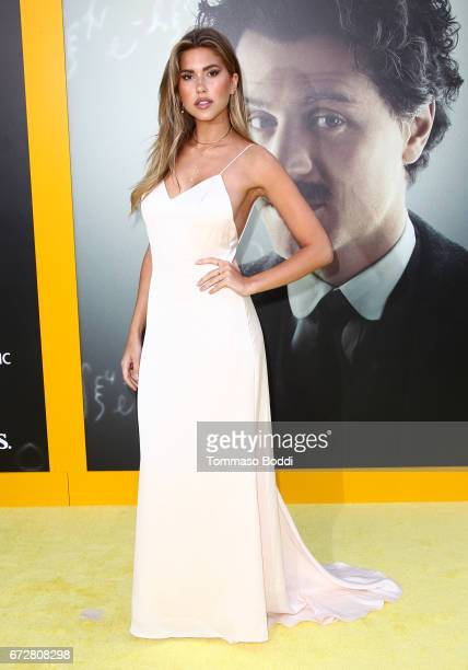 Kara Del Toro attends the Los Angeles Premiere Screening of National Geographics 'Genius' the Fox Theater on April 24 2017 in Los Angeles California