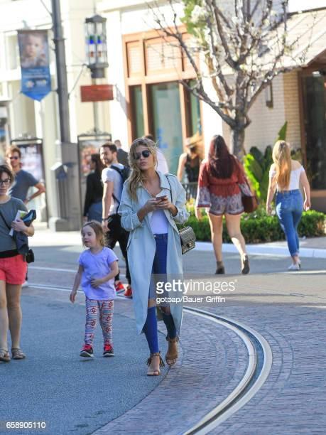 Kara Del Toro is seen on March 27 2017 in Los Angeles California